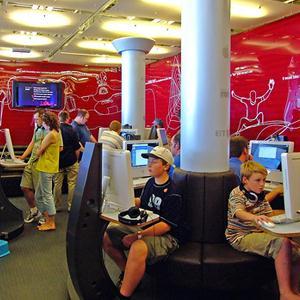 Интернет-кафе Кандалакши