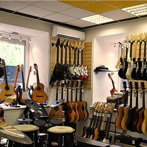 Музыкальные магазины Кандалакши
