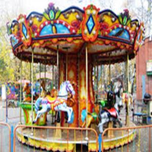 Парки культуры и отдыха Кандалакши