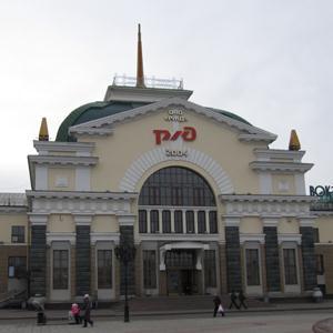 Железнодорожные вокзалы Кандалакши
